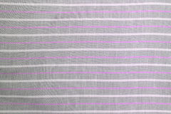 fabric Textile Background With The Striped Pattern Stock Photo