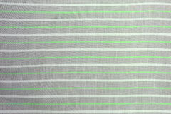 Fabric Textile Background With The Striped Pattern Stock Image