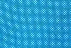 Fabric textile with dots pattern Stock Photography