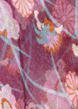 Fabric textile texture Stock Images
