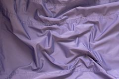 Fabric textile texture for background close-up, background to insert text or design.  stock image