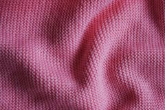 Fabric textile texture for background close-up, background to insert text or design.  royalty free stock photo