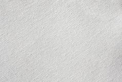 Fabric texture. Close up of natural light cotton cloth background Stock Photography