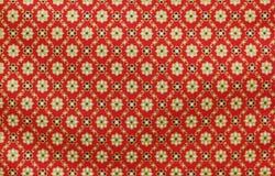 Fabric texture. Vintage traditionnal Thai handmade fabric texture background Stock Photo