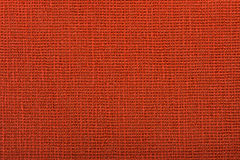 Fabric texture. Qualitative red fabric texture. Abstract background. Close up Royalty Free Stock Images