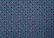 Fabric texture. Automotive fabric texture black color Stock Photo