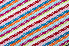 Fabric texture background. Fabric texture as background,colorful Stock Photo