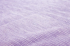 Fabric Texture Background.  Textile Surface.- light purple. Fabric Texture Background. Top View of Cloth Textile Surface.- light purple Royalty Free Stock Image