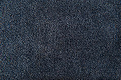 Fabric texture blue carpeting. For background Stock Images