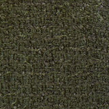 Fabric texture. Bottle green woven woolen fabric texture. Complicated melange. Close up fragment of the top view Stock Images