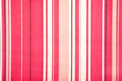 Fabric texture bright vertical stripes Royalty Free Stock Photography
