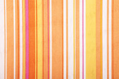 Fabric texture bright vertical stripes Stock Photography