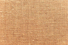 Fabric texture in brown Royalty Free Stock Photo