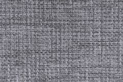 Fabric texture of burlap in neutral colors close up