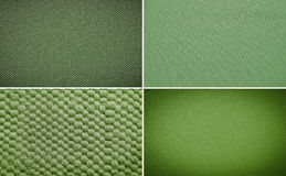 Fabric texture. Coarse canvas background - closeup pattern Stock Photos