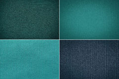 Fabric texture. Coarse canvas background - closeup pattern Stock Photo
