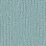 Fabric texture 7 diffuse seamless map. Light turquoise. stock image