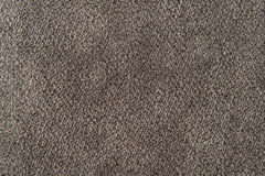 Fabric texture gray carpeting. For background Royalty Free Stock Photography