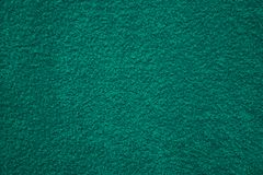 Fabric texture green carpeting royalty free stock photography