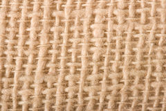Fabric texture macro Stock Images