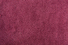 Fabric texture magenta carpeting. For background Stock Photo