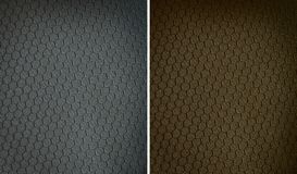Fabric texture nylon. Nylon, fabric texture. coarse canvas background - closeup pattern Royalty Free Stock Images