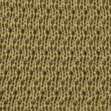 Fabric texture. Pale yellow wool knitted fabric texture. Close up fragment of the top view Stock Photography