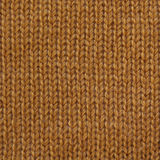 Fabric texture. Pastel yellow wool knitted fabric texture. Close up fragment of the top view Royalty Free Stock Image