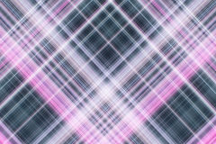 Fabric texture. With pink and black strips Stock Images