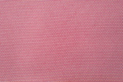 Fabric texture pink gobelin. For background Royalty Free Stock Photo
