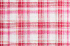 Fabric texture. Real fabric texture with stripes Royalty Free Stock Photos