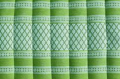 Fabric texture, Thai patterns. Stock Photos