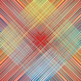 Fabric texture. weave colorful threads Stock Image