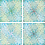 Fabric texture. weave colorful threads Stock Photography