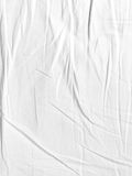 Fabric texture white for background Royalty Free Stock Images