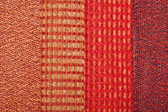 Fabric with textures Stock Photos