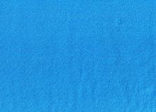 Fabric textures blue background stock image