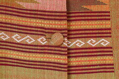 Fabric Thailand Royalty Free Stock Image