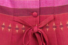 Fabric Thailand Royalty Free Stock Photography