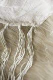 Fabric threads Stock Photo