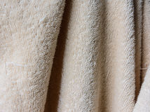 Fabric of towel Royalty Free Stock Images