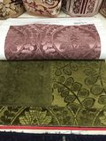 Fabric upholstery design. Jacuard fabric upholstery new design Stock Photos