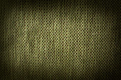 Fabric vintage canvas background texture Royalty Free Stock Photos
