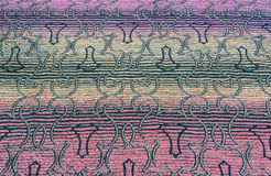 Fabric vintage Stock Image