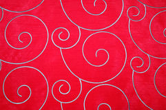 Fabric wallpaper Royalty Free Stock Photo