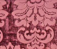 Fabric wallpaper Stock Photography