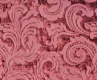 Fabric wallpaper Royalty Free Stock Image