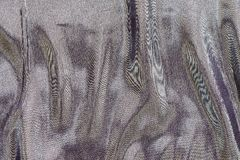 Fabric with wavy stains of pale motley color Royalty Free Stock Photography