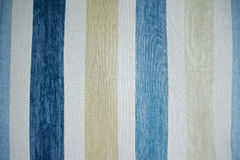 Fabric Window Blinds Stock Photography