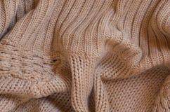 Fabric with yarn. Stock Image